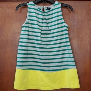 Baby Gap sleeveless dress